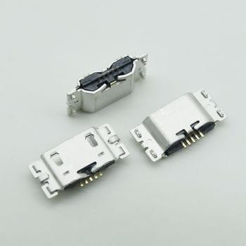 5 unids/lote conector de puerto de carga Micro USB para ASUS ZenFone Go TV ZB551KL X013D ZB452KL X014D conector de carga