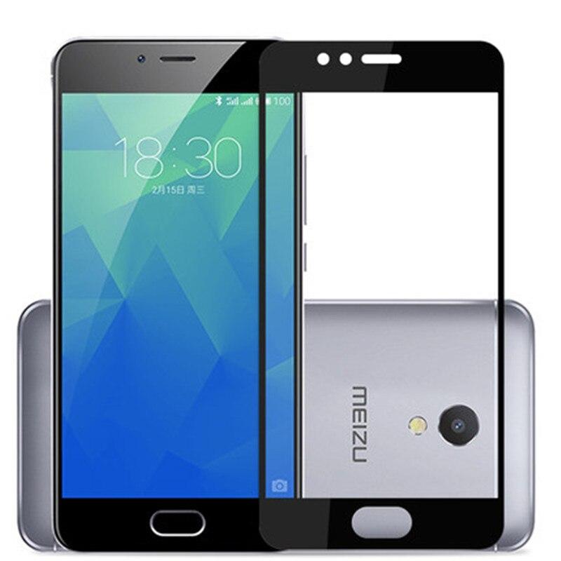 Meizu m5s glass tempered 32gb Meizu m5s mini screen protector 5.2 Meizu meilan 5s 16gb film full cover m5 s pro phone glass 9H