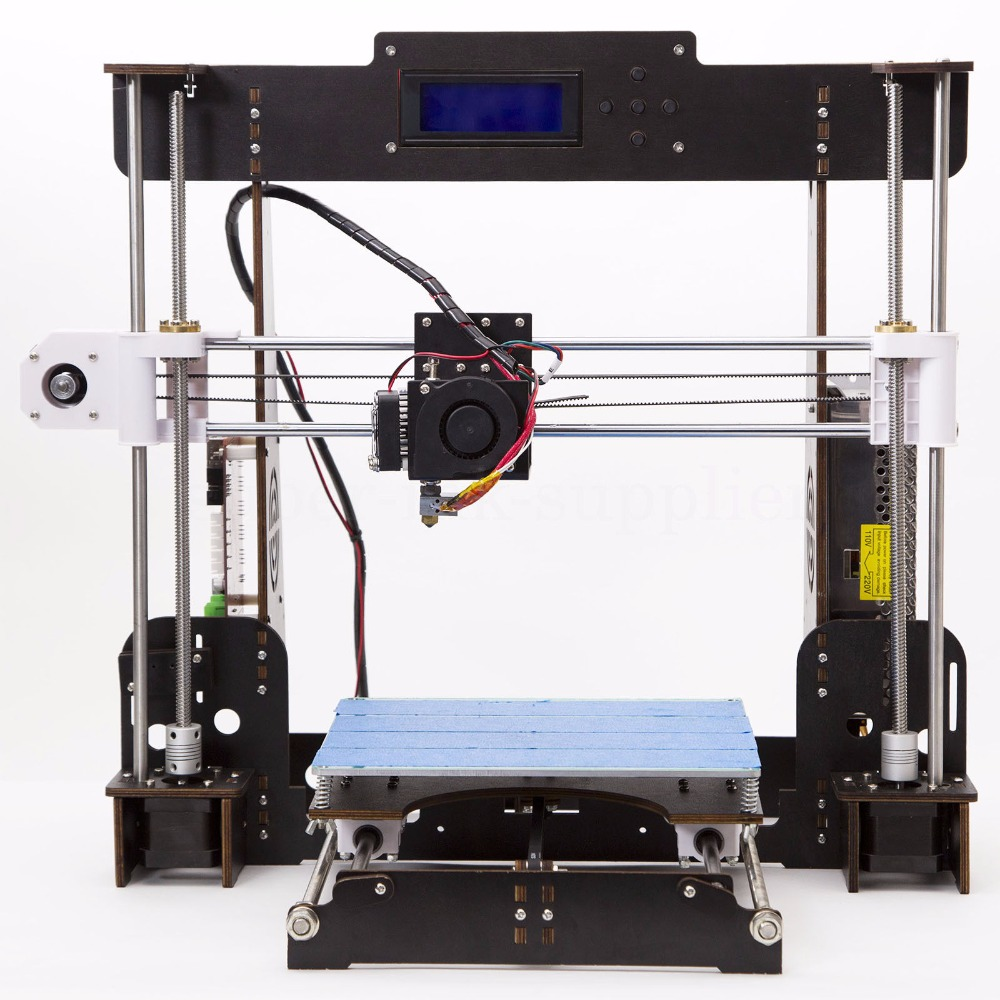 CTC 3D Printer Easy Assemble Kit Part Wood frame 220*220*240mm Europe shipped from Germany UK,USA Stock