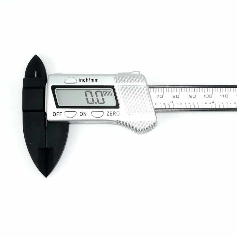 FGHGF 150 mm-es 6 hüvelykes LCD digitális pachométer elektronikus - Mérőműszerek - Fénykép 3
