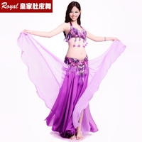 New design top grade high quality a belly dance suit/belly dance costume/belly dance wear/BRA belt skirt NARNIA 6002