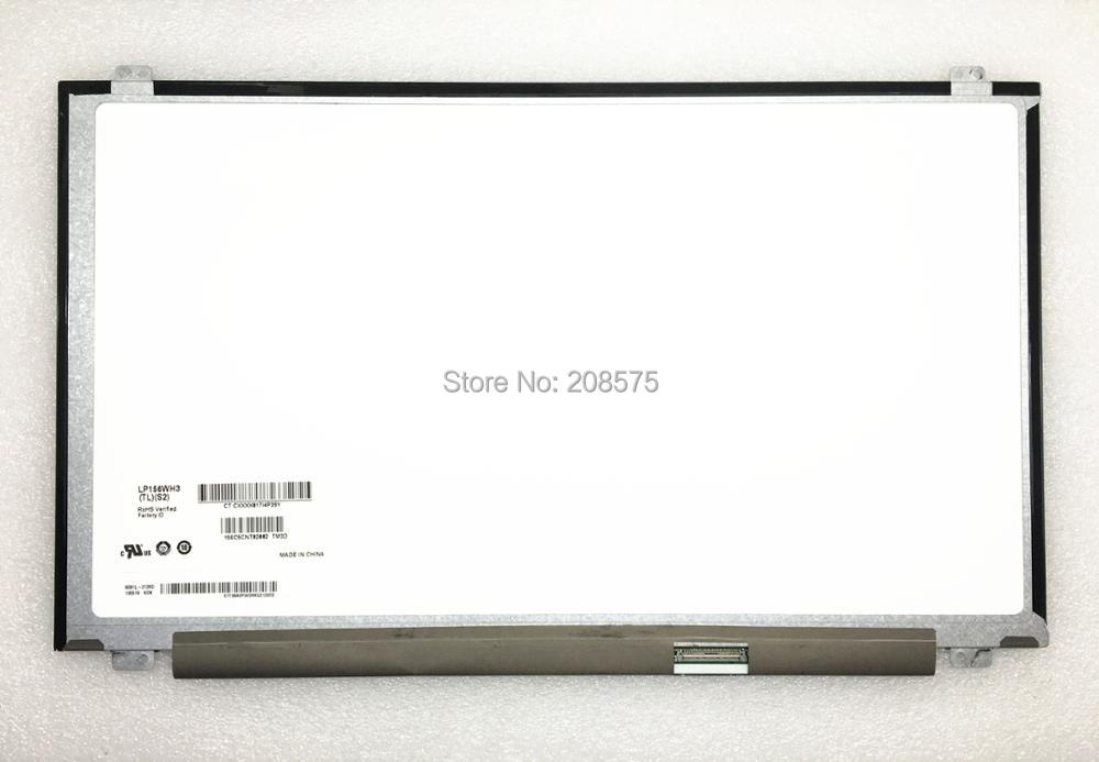 Free shipping LP156WH3 TLS2 LP156WH3-TLA2 TLA1 LP156WH3-TLT1 LP156WH3-TLE1 LP156WH3-TLB1 LP156WH3-TLAA Laptop lcd screen 40pins new original lg laptop lcd led screen lp156wh3 lp156wh3 tle1 n156bge l41 n156b6 l0d b156xw04 ltn156at11