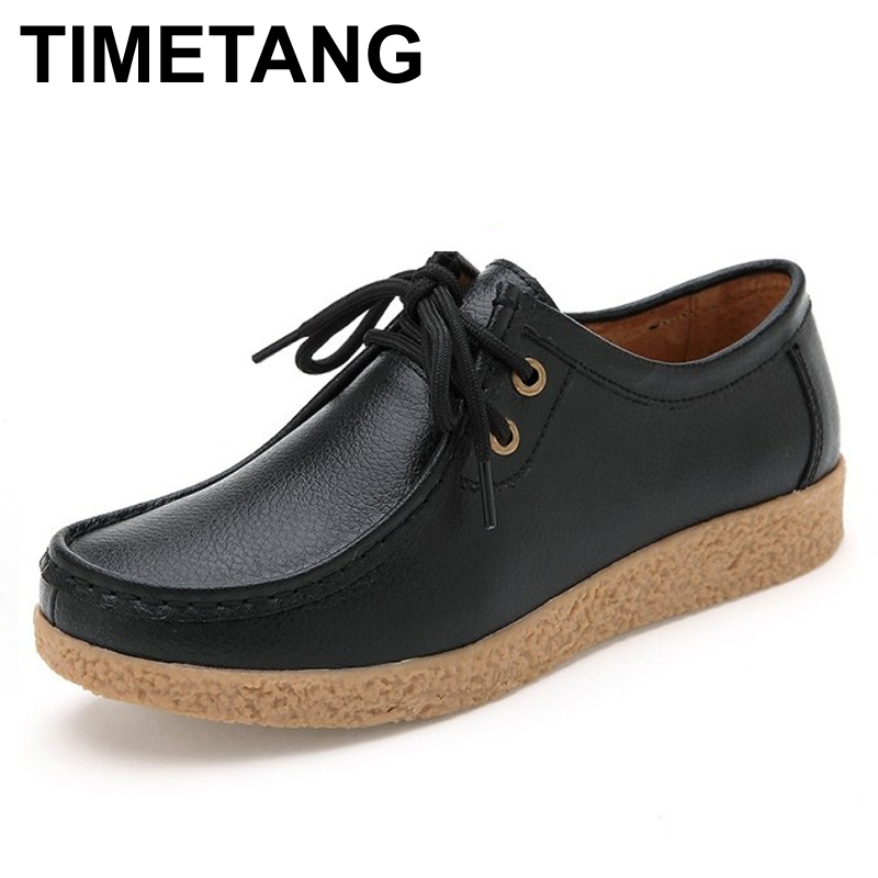 sale 2017 flats shoes leather platform