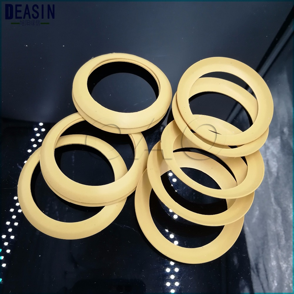 550W 750W 1100W 1500W ALL Size Teflon Rings For Dental Use Oil-free Air Compressor Slient Compressor, PTFE Rings 10pcs