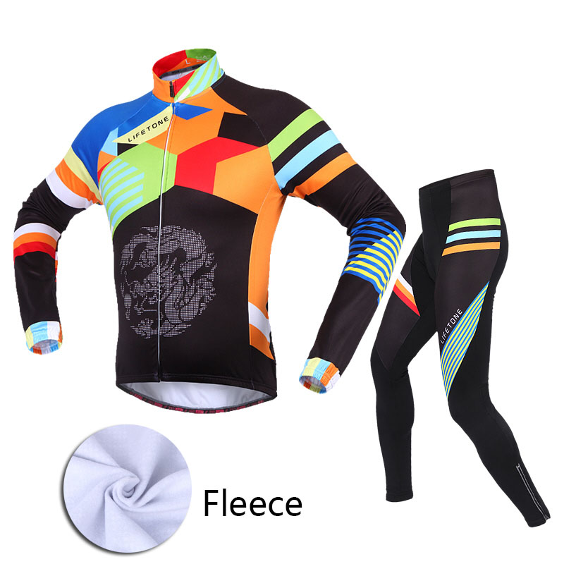 2017 NEW BATFOX Cycling Clothing 80%Polyester Bike Cycling Uniform Printed Men and Women Mallot Ciclismo Hombre Cycling jersey