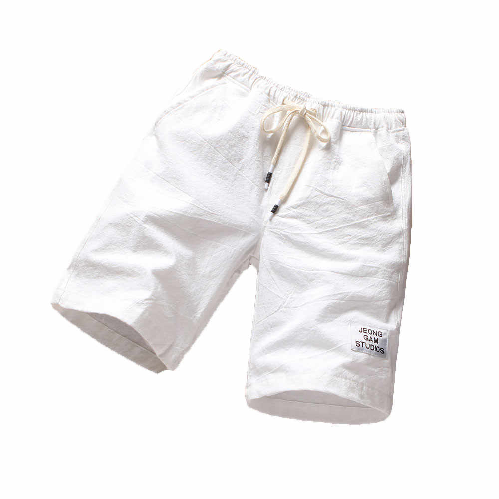 adf1cada01 Men's Beach Pants Sports Breathable Fashion Solid Color Shorts Summer  Fitness Running Training Quick-drying