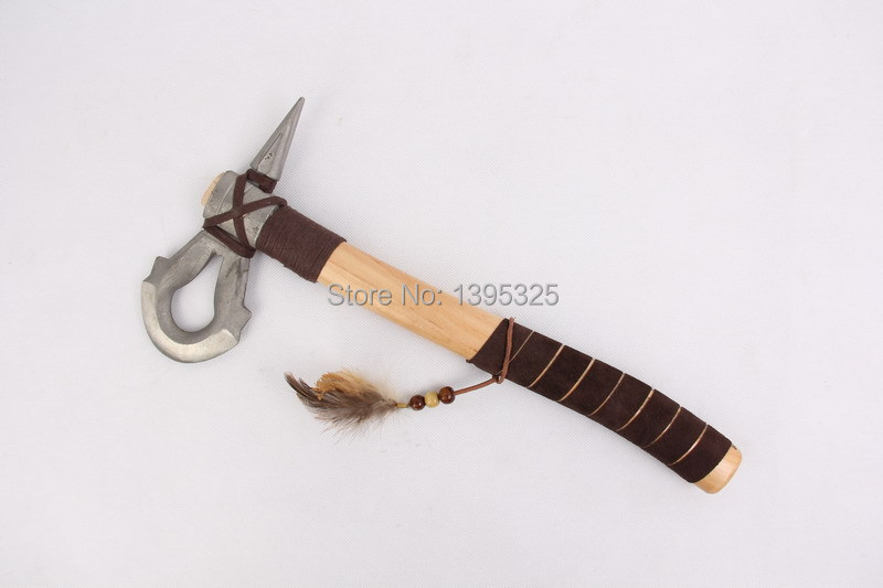 Assassin Creed 3 Tomahawk Conners Indian Hatchet Ratonhnhake Axe