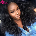 Malaysian Loose Wave With Closure Cheap Human Hair With Closure Piece Hair Bundles With Lace Closures Maylasian Sassy Girl Hair
