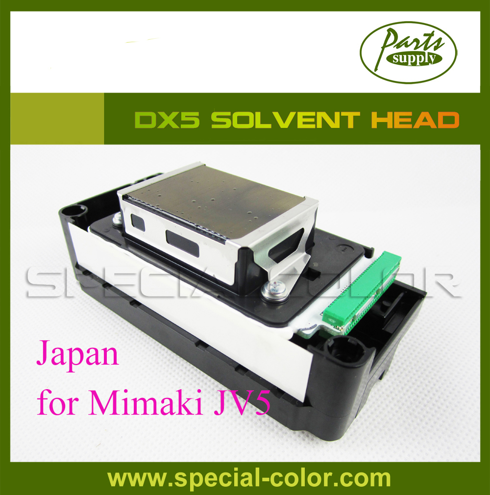 Top Selling Products!!! Eco Solvent Printer DX5 Printhead for Mimaki JV5 printer with Memory Board for roland fj540 fj740 fj640 rs640 sj540 sj740 sj640 eco solvent printhead for dx4