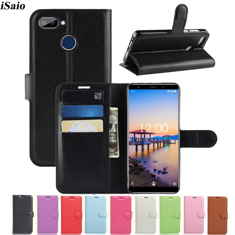 For <font><b>Oukitel</b></font> C11 Pro Case Flip Wallet Leather Cover For <font><b>Oukitel</b></font> C11 Pro 5.5 <font><b>C11Pro</b></font> Phone Case Protective TPU Shell Card Holder image
