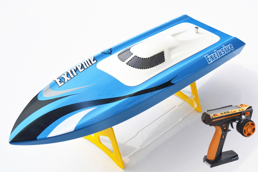 M455 RTR 15.3 Fiber Glass Electric Brushless Racing Boat RC W/RC Remote Control/Servo/Motor Deep Vee Monohull Boat happy cow 777 218 remote control mini rc racing boat model