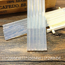 1PC 11mm Hot Melt Glue Stick for Heat Glue Gun High Viscosity 11x200/250/290mm Adhesive Glue Stick Repair Tool Kit DIY Hand Tool