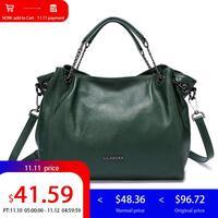 LY.SHARK Messenger Bag Women shoulder Bags For Women 2018 Luxury Handbags Women Bags Designer Female Bag Ladies Genuine Leather