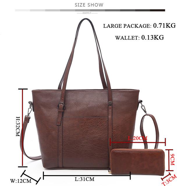 Large Capacity Tote Bags