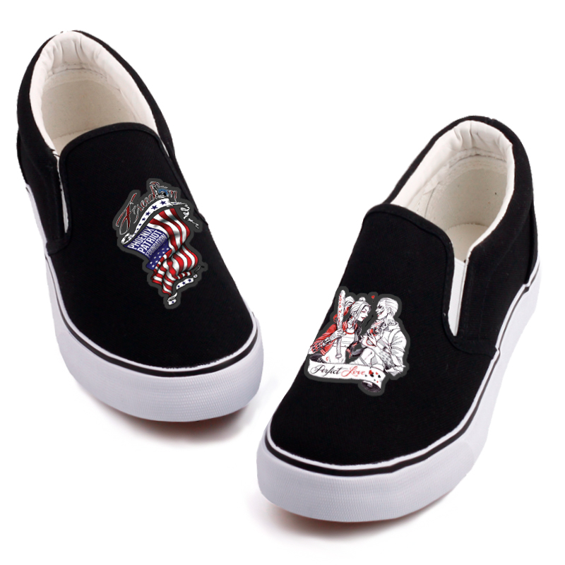 f002a222f5a8 Buy joker custom shoes and get free shipping on AliExpress.com