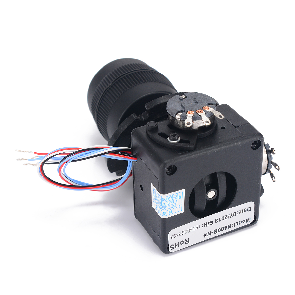 Electronic 4-Axis Joystick Potentiometer Button For JH-D400X-R4 10K 4D Controller with Wire for industrial