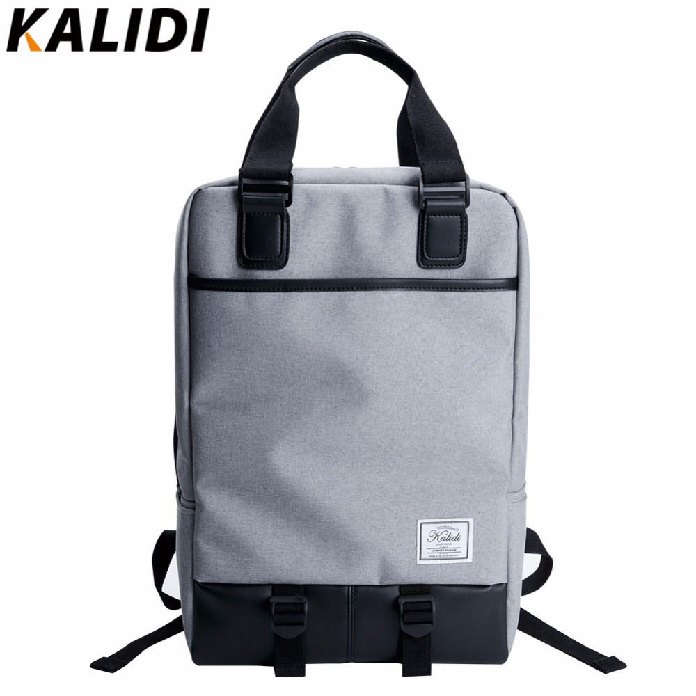 KALIDI Laptop Backpack Men Casual Backpack 15.6 to 17.3 inch Computer Backpack For Women Fashion Travel Bag School Backpack miwindstyle fashion men backpack 15inch computer bag men backpack for travel bag backpack women school bags for teenagerstsb636