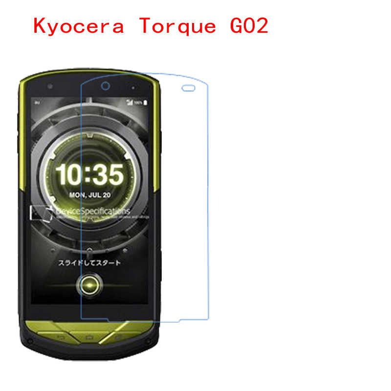 For Kyocera Torque G02 KYV35 New functional type Anti-fall, impact  resistance, nano TPU screen protection film