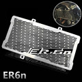 For Kawasaki ER6N ER6F 2012 2013 2014 2015 2016 Motorcycle Radiator Grille Guard Cover Protector