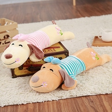 60cm plush toy flower lying pillow office software dog car decoration Home Furnishing pillow to give friends and children