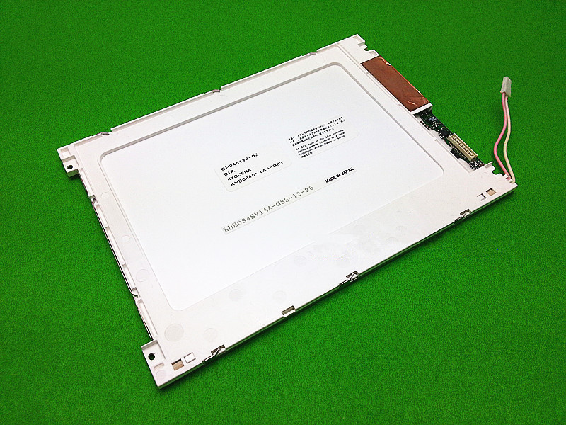 Original New 8 4 Inch LCD Screen For KHB084SV1AA G83 12 26 Industrial Control Equipment Injection