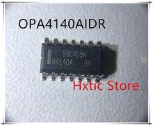 NEW  10PCS/LOT OPA4140AIDR OPA4140 O4140A SOP-14 IC