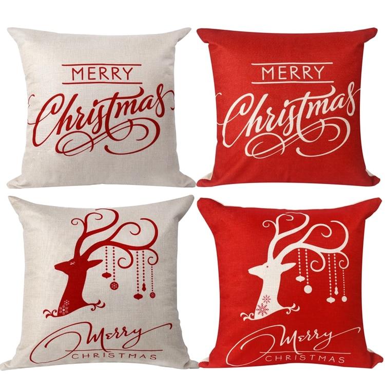 Christmas Pillow Case 9