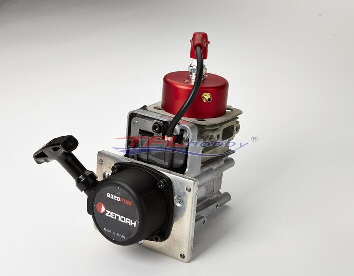 Zenoah 26cc Marine Engine Manual
