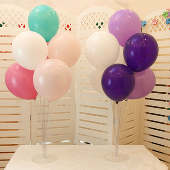 Wedding Decoration Birthday Party Balloon Decoration Accessories Table Balloon Bracket Table Top Display Stand 70cm