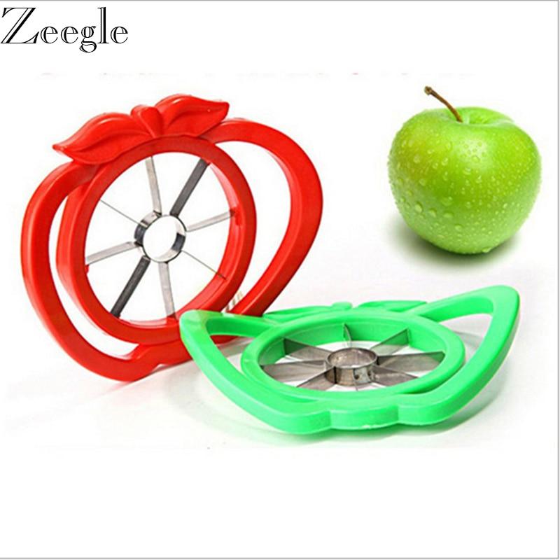Нож для резки яблок, нож для резки фруктов, многофункциональный нож для резки яблока, груши, кухонный инструмент для резки овощей
