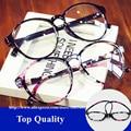 Calidad Superior de la manera de Las Mujeres Marco de Las Lentes de Marcos de Gafas de Montura de Gafas Para Mujeres Lectura Gafas de Equipo Femenino