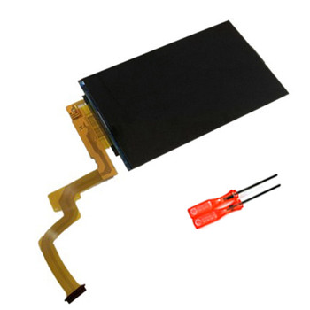 LCD Display Top Upper Screen for Nintendo 2DSXL 2DSLL Repair Parts Replacement Protective Screen Show For New 2DSXL 2DSLL