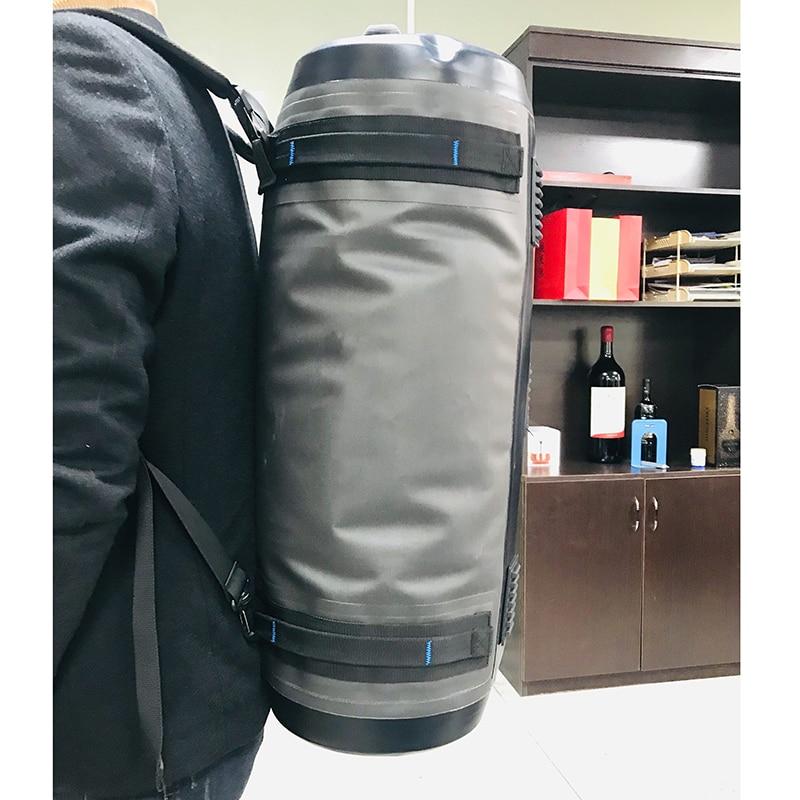 GZLBO leak proof sport gym bag men\x27s bag waterproof travel bag for Outdoor Wear resistant big fitness training bag