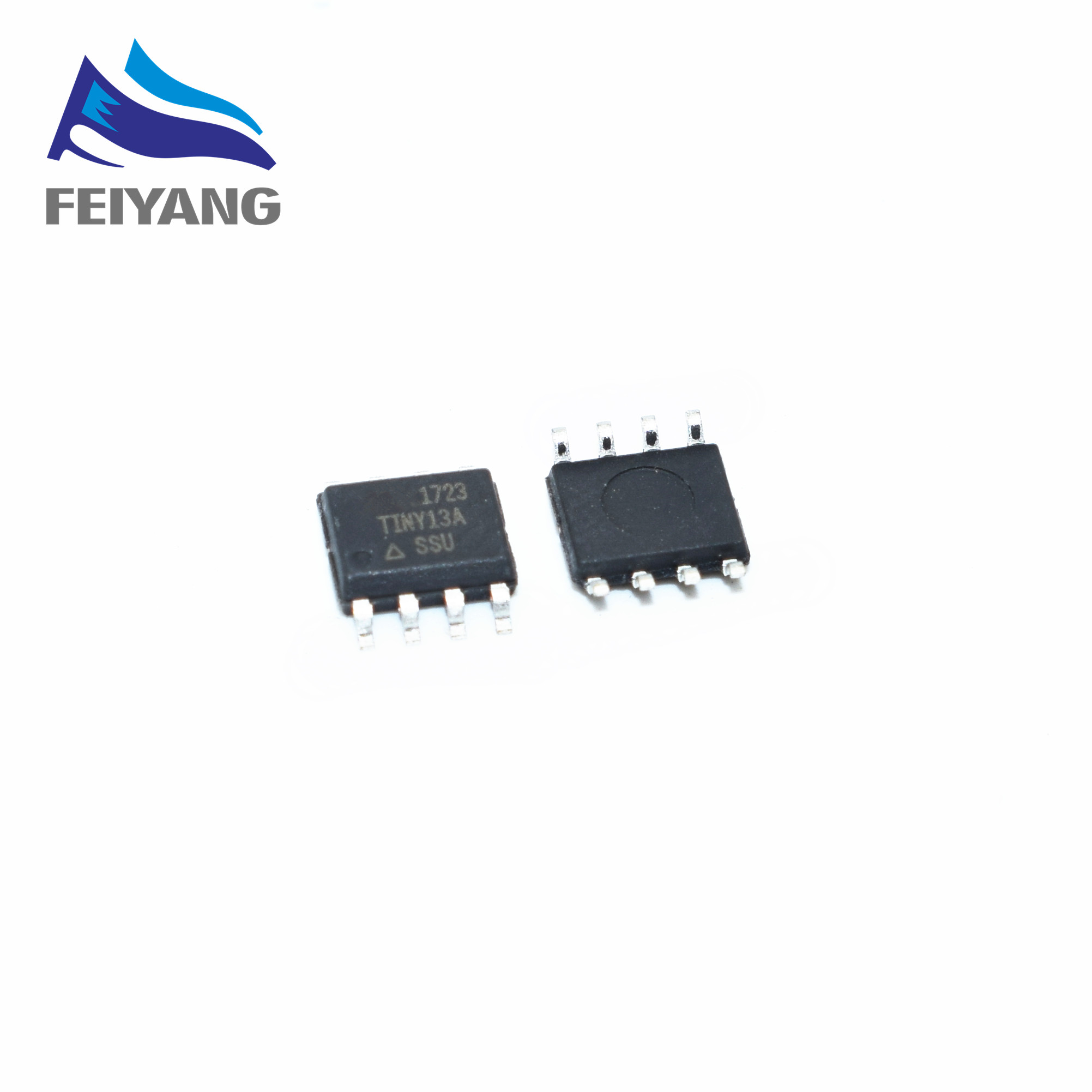 10pcs Lot Attiny13 Attiny13a Tiny13a Mcu Avr 1k Flash 20mhz High Speed Generator 8soic Ic Ssu