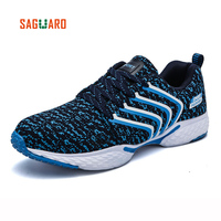 SAGUARO Light Running Shoes For Men Outdoor Sneakers Mesh Breathable Sport Shoes Jogging Trainer Sneakers Athletics