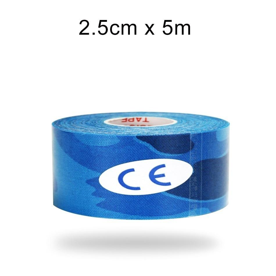2.5X500 Blue Camo