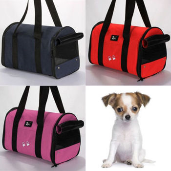 [ Fly Eagle ] Portable Pet Dog Cat Travel Carrier Case Cage Tent Kennel Bag Crate Size S M L
