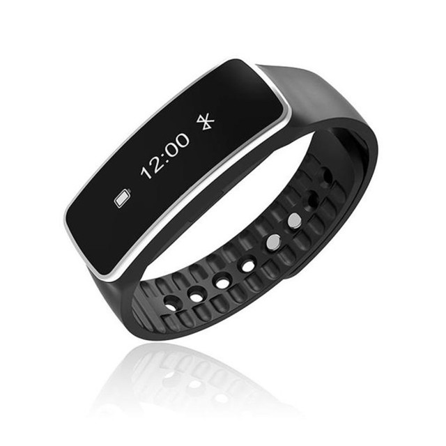 Hot-sale EPULA Smart Wristbands Buckle Sports Wrist Smart Watch Bracelet Gifts Sleep Sports Fitness Activity Tracker Pedometer
