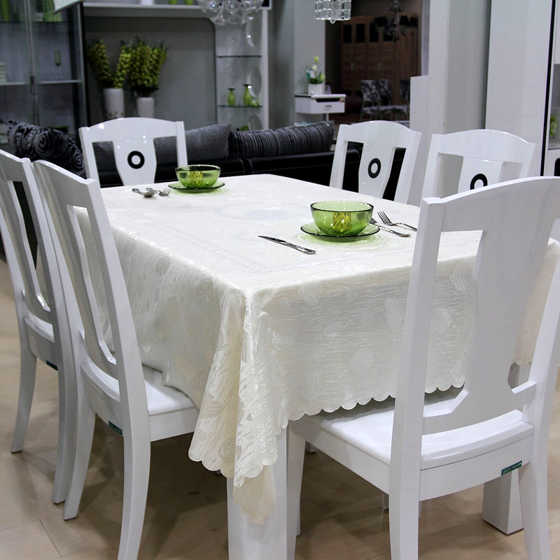 T series tablecloth table cloth dining table cloth customize round table cloth towel cover full