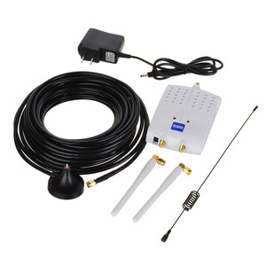 Image 5 - 가정 및 사무실 지원을위한 protable 셀룰라 전화 신호 승압기 증폭기 반복기 2g 3g 4g 전화 gsm 900 mhz