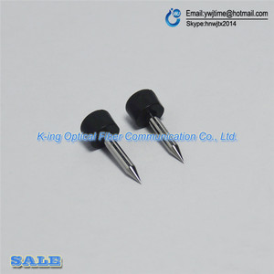 Image 5 - Free shipping NEW Electrodes for Fujikura ELCT2 12 FSM 11S FSM 12S FSM 21S FSM 22S Fusion Splicer Electrodes
