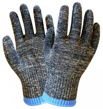 цена на Glass Handling Cut resistant Work Glove Butcher Gloves Aramid Fiber Anti Cut Safety Glove