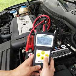 LANCOL MICRO-200 детектор батареи автомобильного аккумулятора детектор жизни