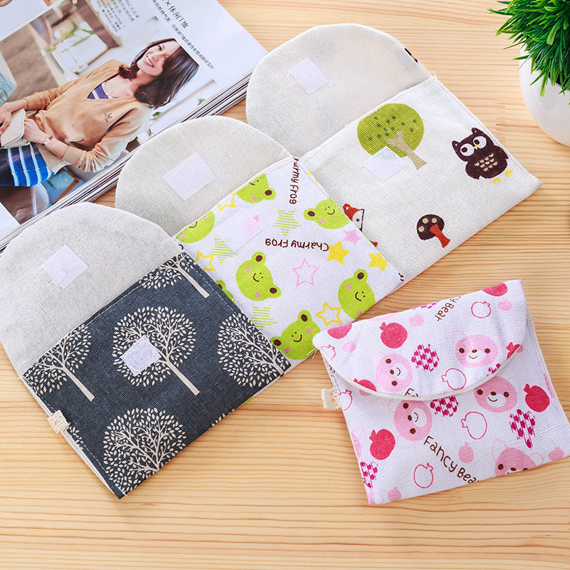 bolsas compresas de mujer de algodon