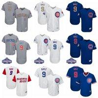 MLB Men S Chicago Cubs Javier Baez Jerseys