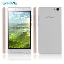 Gfive gpower 1 5,0 zoll dual batterien kleine handy hd 1280*720 auflösung display dual kamera smartphone android 5.1