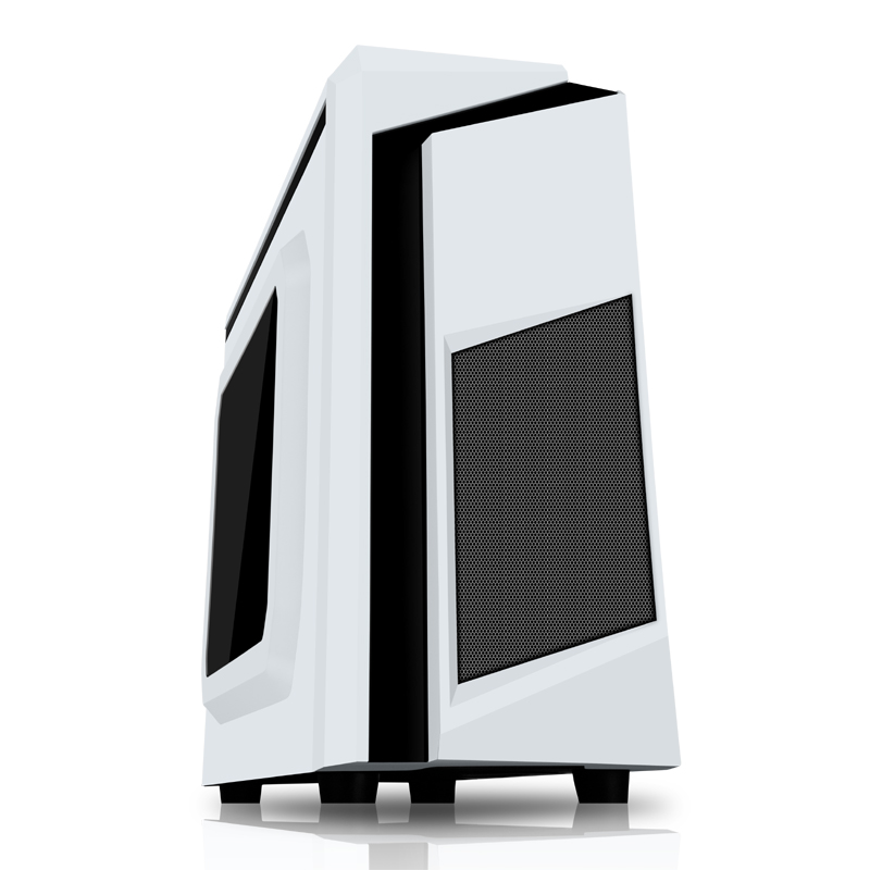 все цены на Desktop computer game chassis Gaming F3 Big side through Small chassis Speed U3 онлайн