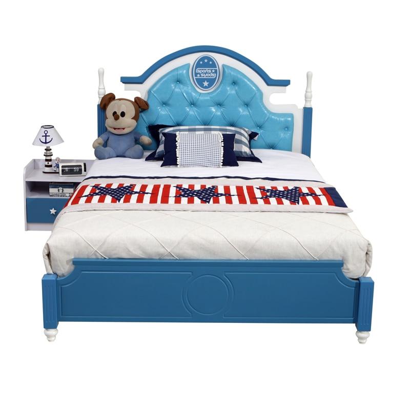Compra marco de la cama de tamaño doble online al por mayor ...