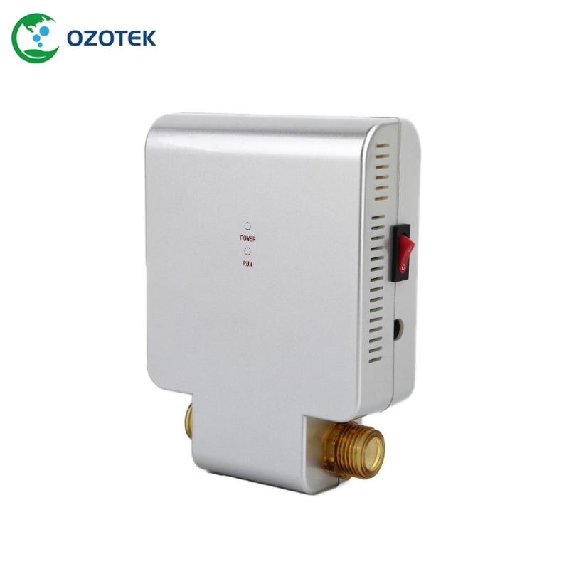 Woda z kranu generator ozonu TWO003 wentylator venturi 0.2-1.0 PPM 200-900 LPH do pracy pitnej/owoce/warzywa darmowa wysyłka