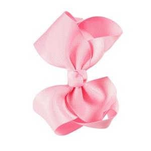 Image 5 - 22 unids/lote de diademas con lazos sólidos para niñas con dientes, lazos de pelo duros hechos a mano para niñas, diademas para el cabello Accesorios
